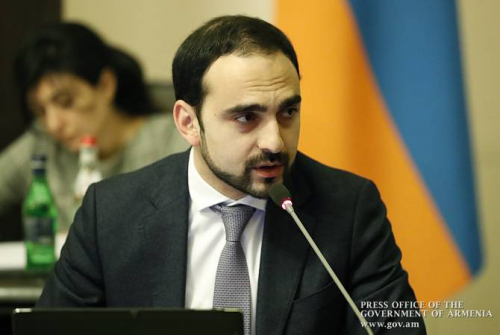 Artificial Intelligence Strategy for Armenia