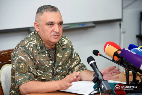 General Staff condemns attempts of engaging servicemen into political processes