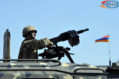 Russian armed forces to bring Armenian military to its level –analyst on reforms