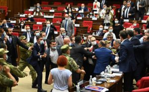 Armenian Government's Program and the Behavior of the Opposition
