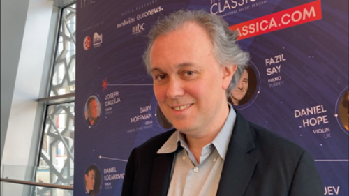 Alexey Shor: The Armenian State Symphony Orchestra led by Sergey Smbatyan has become a world-class orchestra
