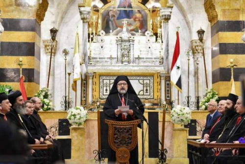 Armenian Catholic bishops gather in Rome to elect new patriarch
