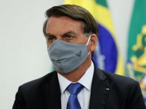 Brazil President's son tests positive for COVID-19 after trip to New York