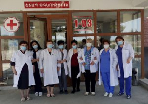 """""""Doctors For Artsakh"""", Monumental Project Aimed At Reviving Artsakh's Impaired Healthcare System"""