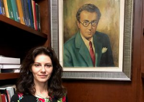 """Webinar on """"Rouben Mamoulian: An American-Armenian Theater and Film Director and Artist"""""""