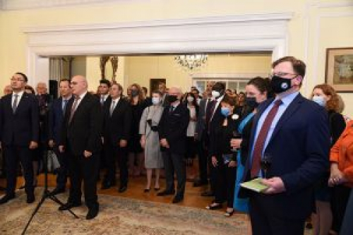 Armenian Embassy in DC Marks 30th Anniversary of Independence