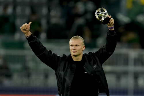 Manchester City intend to sign Erling Haaland