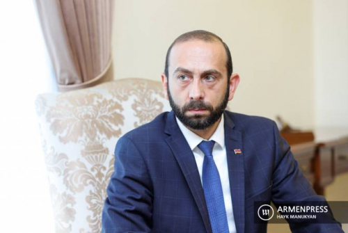 Armenian FM to participate in session of CIS Council of Foreign Ministers in Minsk
