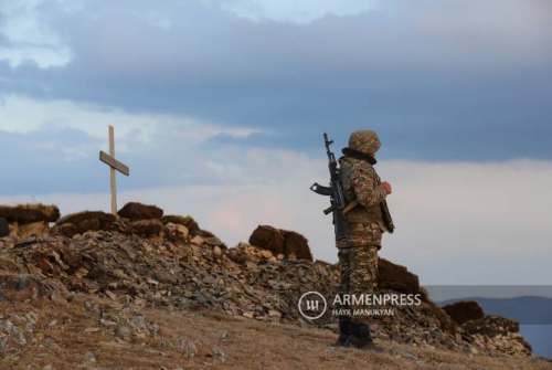 """Artsakh military denies reports on """"besieged"""" positions"""