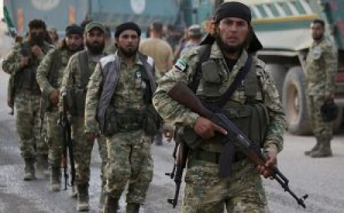 The Devil's Advocate: How Turkey Is Seeking to Save Its Syrian Proxies