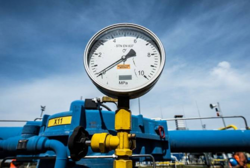 Gas price in Europe down to $980 per 1,000 cubic meters