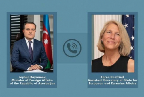 US Assistant Secretary of State highlightes normalization of relations between Armenia and  Azerbaijan