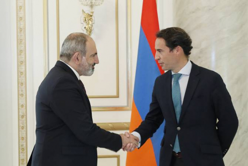 PM Pashinyan highlights cooperation with NATO in a meeting with Special Representative of the  NATO Secretary General