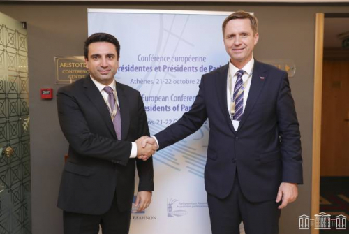 Parliaments of Armenia and Slovenia to form friendship groups