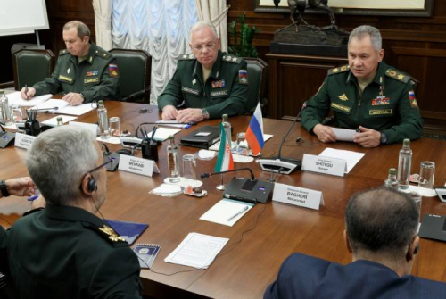 Iran, Russia reach an agreement on ensuring regional security - Iranian General