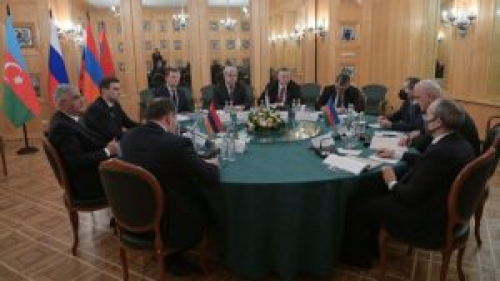 Russian-Armenian-Azerbaijani Working Group Holds Another Round of Talks on Reopening of Transport Links in South Caucasus