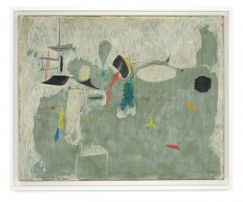 Arshile Gorky's New Painting Was Hiding in Plain Sight