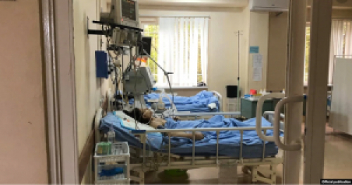 Armenian Hospitals  Overwhelmed With Record COVID-19 Cases