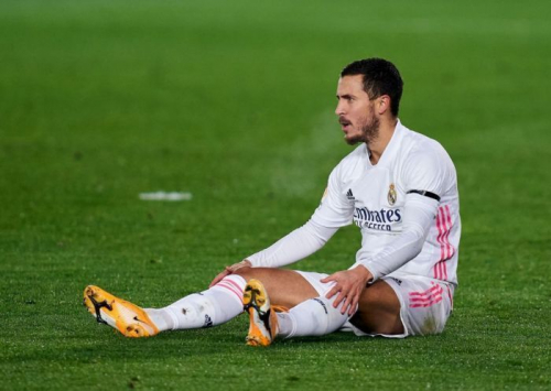 Eden Hazard to be able to participate in El Clasico for the first time